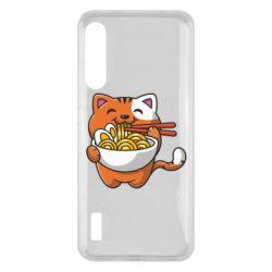 Чохол для Xiaomi Mi A3 Cat and Ramen