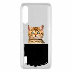 Чохол для Xiaomi Mi A3 Cat in your pocket
