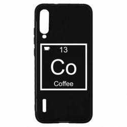 Чохол для Xiaomi Mi A3 Co coffee