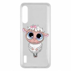 Чохол для Xiaomi Mi A3 Cute lamb with big eyes