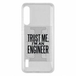 Чохол для Xiaomi Mi A3 Довірся мені я інженер