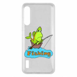 Чохол для Xiaomi Mi A3 Fish Fishing