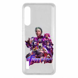 Чохол для Xiaomi Mi A3 Garena free avengers