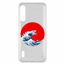 Чохол для Xiaomi Mi A3 Godzilla Wave