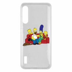 Чохол для Xiaomi Mi A3 Simpsons At Home