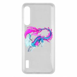 Чохол для Xiaomi Mi A3 Sisu Water Dragon