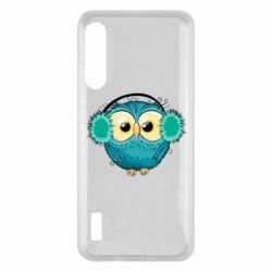 Чохол для Xiaomi Mi A3 Winter owl