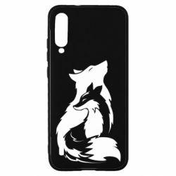 Чохол для Xiaomi Mi A3 Wolf And Fox