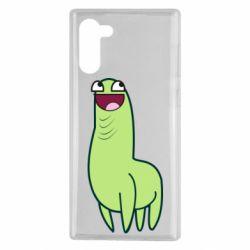 Чохол для Samsung Note 10 Чок чок Ліба лань