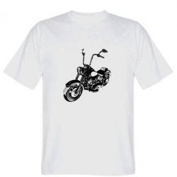Мужская футболка Чопер - FatLine