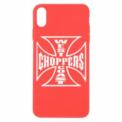 Чехол для iPhone X/Xs Choppers