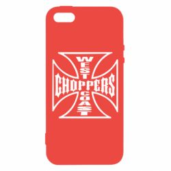 Чехол для iPhone5/5S/SE Choppers