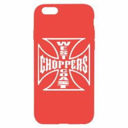 Чехол для iPhone 6/6S Choppers