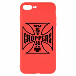 Чехол для iPhone 7 Plus Choppers