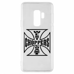 Чехол для Samsung S9+ Choppers