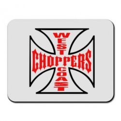 Килимок для миші Choppers - FatLine