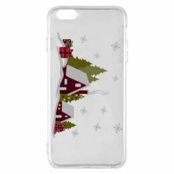 Чохол для iPhone 6 Plus/6S Plus Christmas houses
