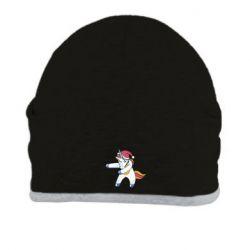 Шапка Christmas Unicorn