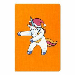 Блокнот А5 Christmas Unicorn