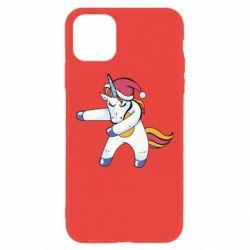 Чохол для iPhone 11 Christmas Unicorn