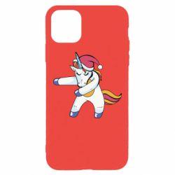 Чохол для iPhone 11 Pro Max Christmas Unicorn