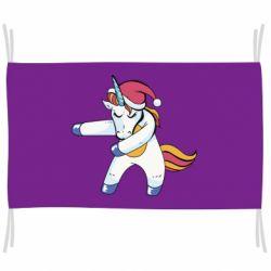 Прапор Christmas Unicorn
