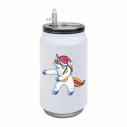 Термобанка 350ml Christmas Unicorn