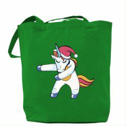 Сумка Christmas Unicorn