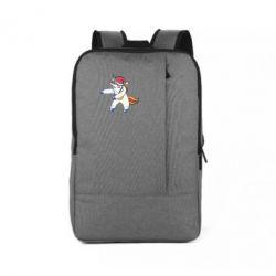 Рюкзак для ноутбука Christmas Unicorn