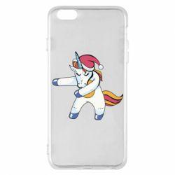 Чохол для iPhone 6 Plus/6S Plus Christmas Unicorn