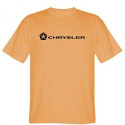 Мужская футболка Chrysler Logo - FatLine