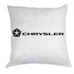 Подушка Chrysler Logo - FatLine