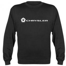 Реглан (свитшот) Chrysler Logo - FatLine