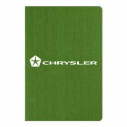 Блокнот А5 Chrysler Logo