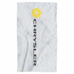 Рушник Chrysler Logo