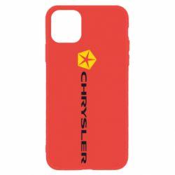 Чохол для iPhone 11 Chrysler Logo