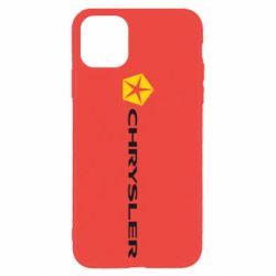 Чохол для iPhone 11 Pro Chrysler Logo
