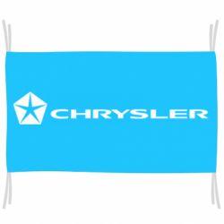 Прапор Chrysler Logo