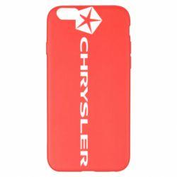 Чохол для iPhone 6 Plus/6S Plus Chrysler Logo