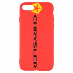 Чохол для iPhone 7 Chrysler Logo