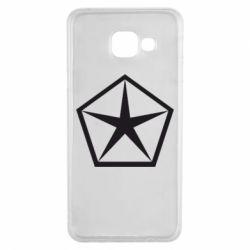 Чехол для Samsung A3 2016 Chrysler Star