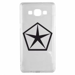 Чехол для Samsung A5 2015 Chrysler Star