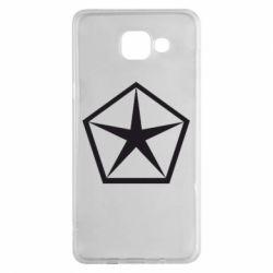 Чехол для Samsung A5 2016 Chrysler Star