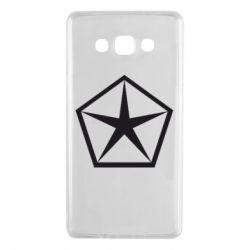 Чехол для Samsung A7 2015 Chrysler Star