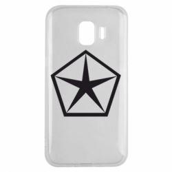 Чехол для Samsung J2 2018 Chrysler Star