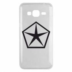 Чехол для Samsung J3 2016 Chrysler Star