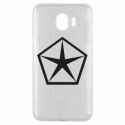 Чехол для Samsung J4 Chrysler Star