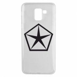 Чехол для Samsung J6 Chrysler Star