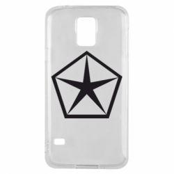 Чехол для Samsung S5 Chrysler Star
