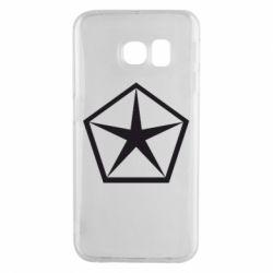 Чехол для Samsung S6 EDGE Chrysler Star